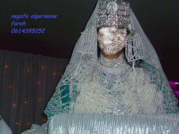 prestation negafa algerienne
