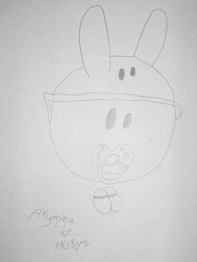 Premier dessin :