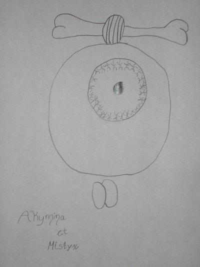 Troisième dessin :