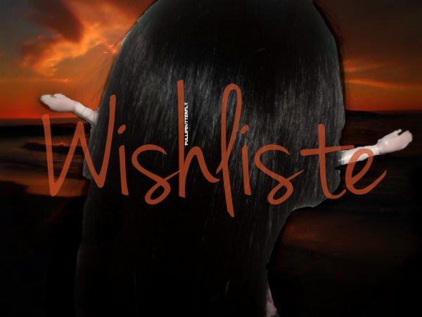 WishListe