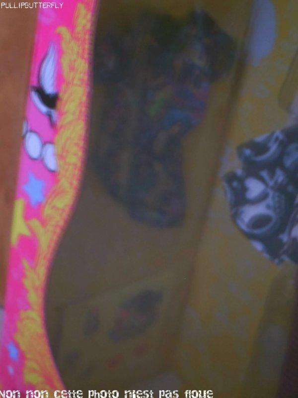Ma pullip lunarosa dans sa boite *-*