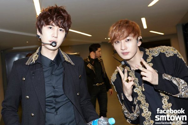 11/11/2013 : Post sur la page Facebook officielle de 슈퍼주니어 - Super Junior (3)