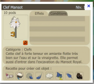 Tutoriel sur l'excavation du Mansot Royal