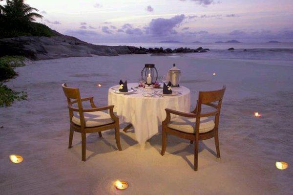 Petit repas en amoureux dans un magnifique cadre que du bonheur:-D