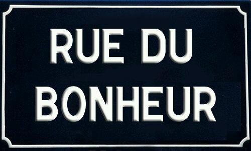 Tres belle rue lol mais dommage elle n existe pas!!!!
