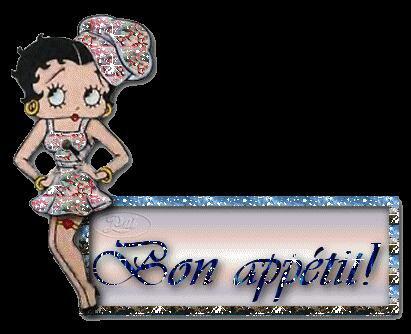 Bon appetit mes ami(e)s :-D