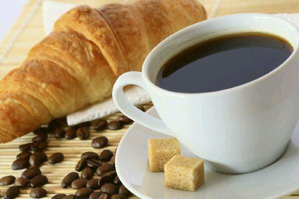 Un bon petit dejeuner pour commencer cette journee!!!!