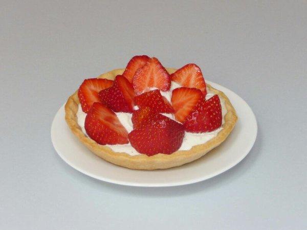 J adore les fraises avec de la chantilly :-D