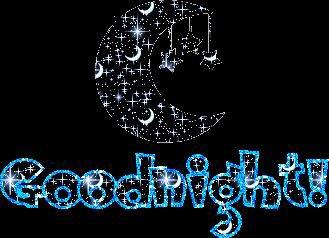 Bonne soiree et bonne nuit gros bisous