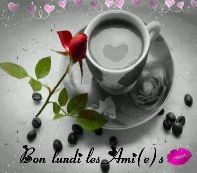 Je vous souhaite un bon lundi