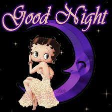 Bonne nuit mes ami(e)s bisous