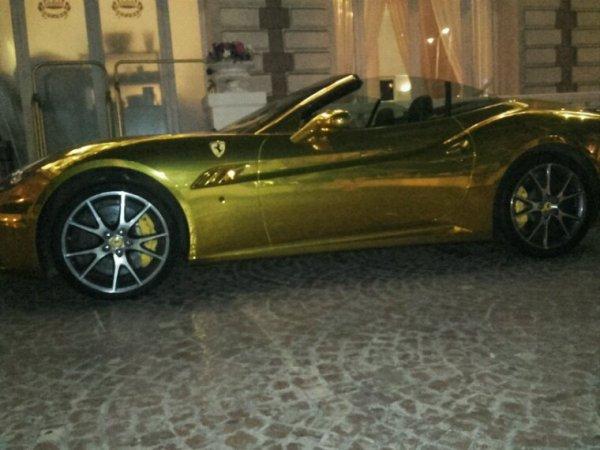 Ferrari or ❤