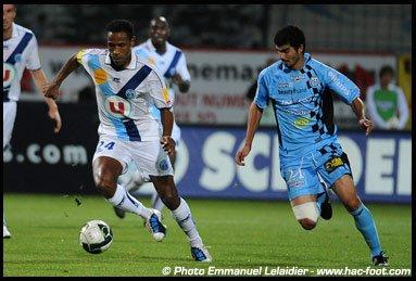 Tours FC - le Havre