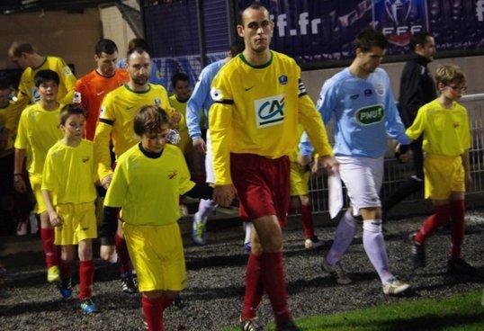 Coupe de France 1/32 de finale