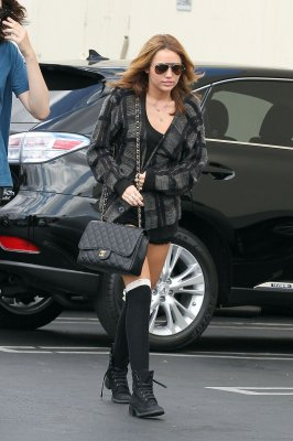 September 9th, 2010- Going to a restaurant with Braison in Studio City