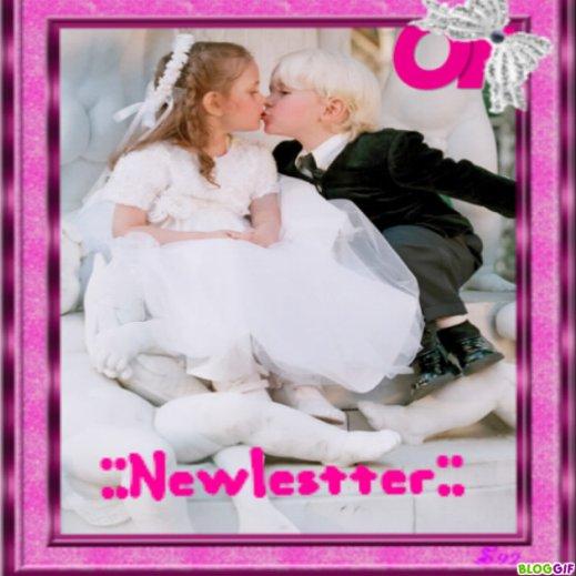 ♥ Newletters ♥