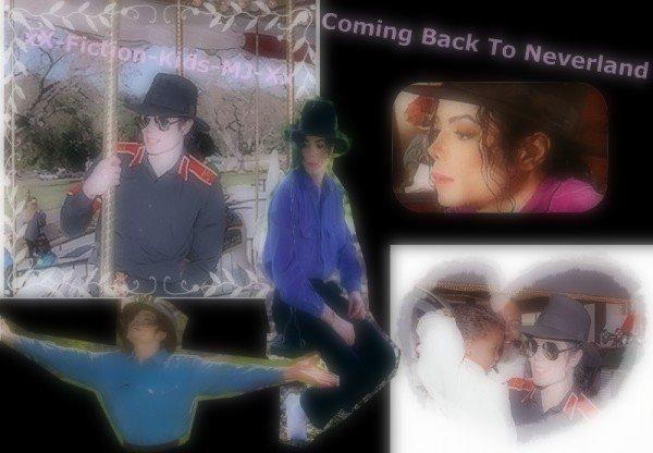 Chapitre 10 : Retour a Neverland... ♥