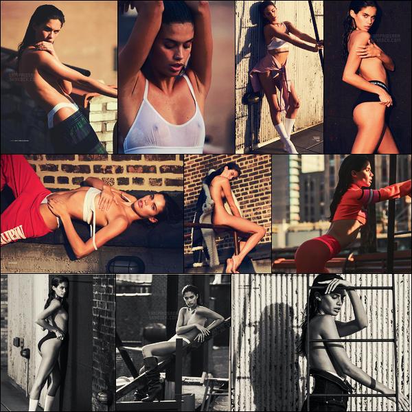»   Découvre les photos de Sara Sampaio pour le magazine Lui dont elle fait la couverture