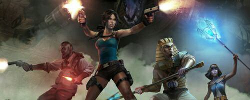 Lara Croft and the Temple of Osiris Histoire