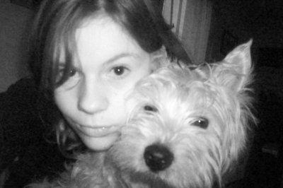 me et mon chien