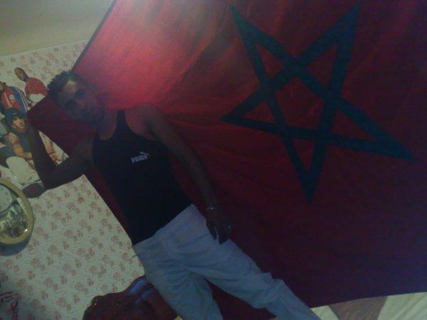 maroc et vive oujda lralya