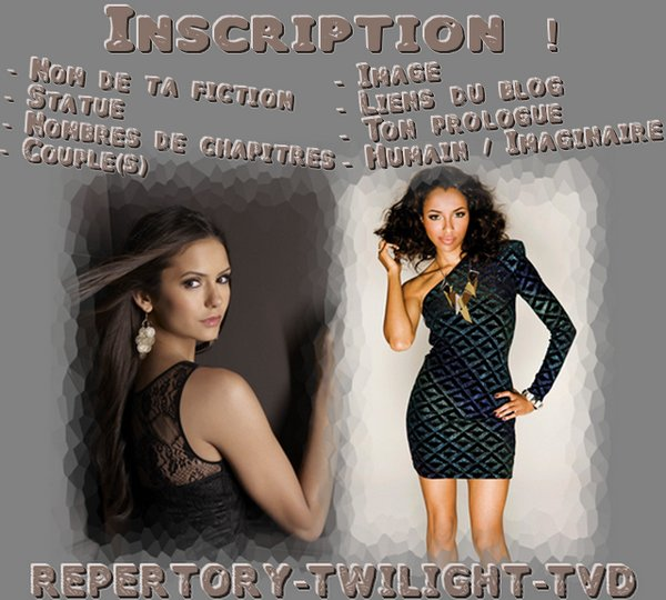 Créations pour repertory-twilight-tvd