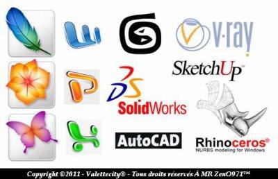 Espace Logiciels/Software De ValetteCiTY®