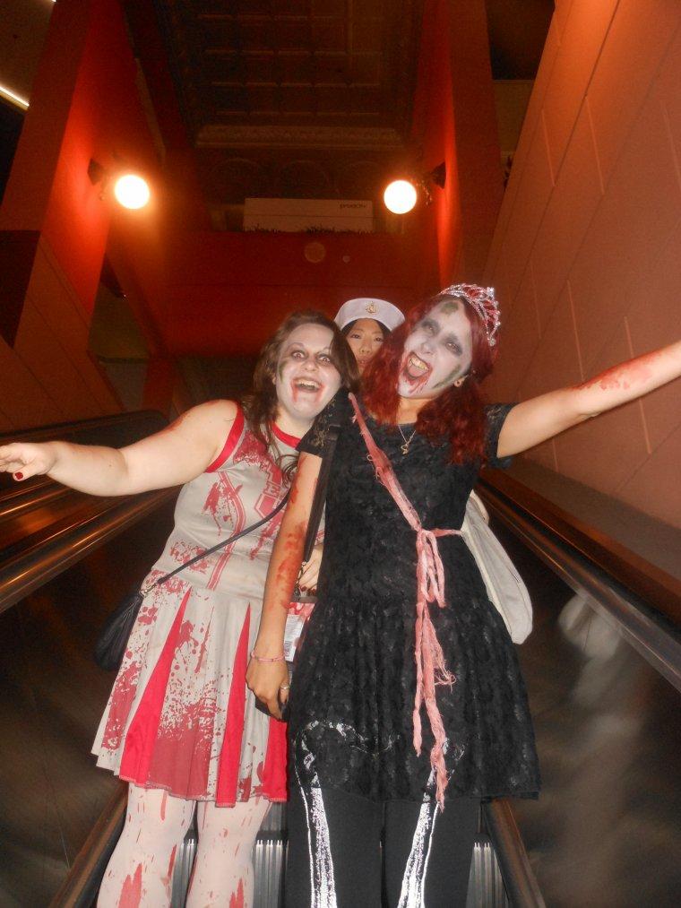 Halloween, 31 octobre 2012