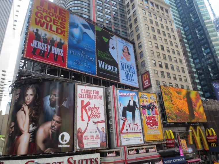 New York, lundi 13 mai 2013