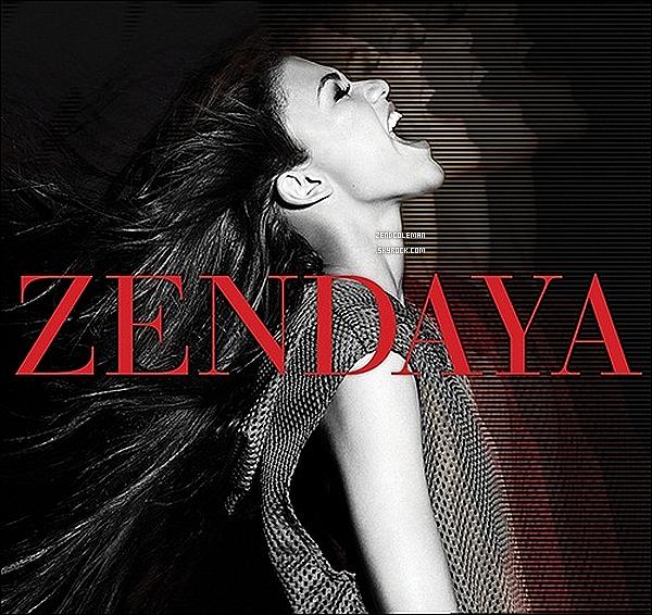. L'album s'appellera Zendaya ! Découvrez ci-dessous le cover ! Tu aimes? + J'ai également ajouté un Teaser du clip Replay,j'ai vraiment vraiment hâte,zendaya danse tellement bien ! .