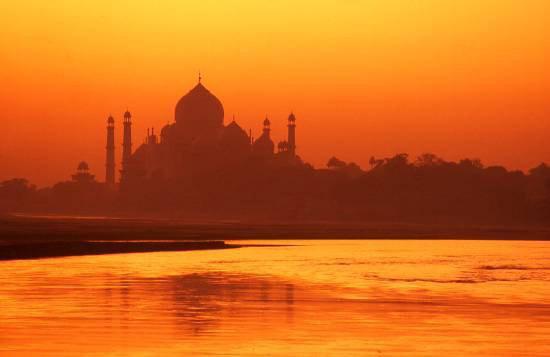 Inde paysage TAJ MAHAL <3