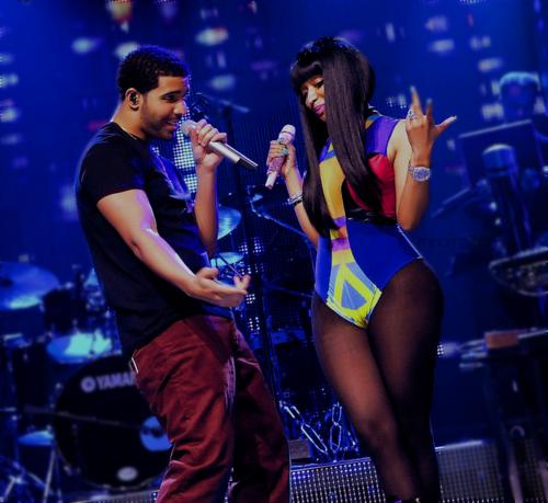 Nicki minaj & Drake !