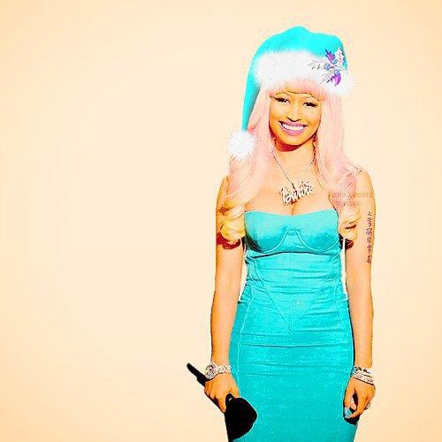 Nicki Minaj !