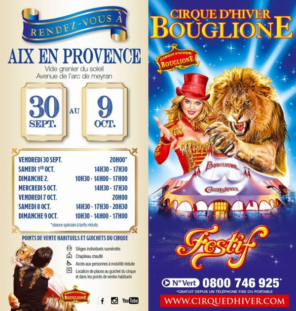 Cirque Aix En Provence