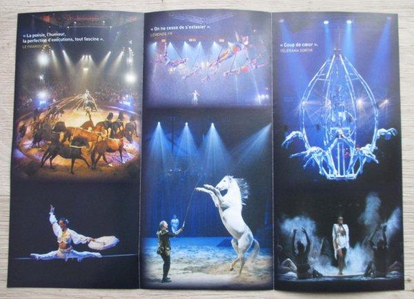le cirque ALEXIS GRUSS fin avril à nantes !!!!