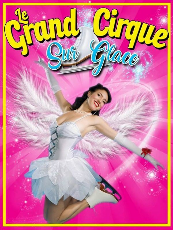 à partir d 'octobre le cirque MAXIMUM présentera son nouveau spectacle LE GRAND CIRQUE SUR GLACE !!!!