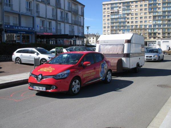 le cirque D HIVER BOUGLIONE ON TOUR est arrivé à st nazaire !!!!