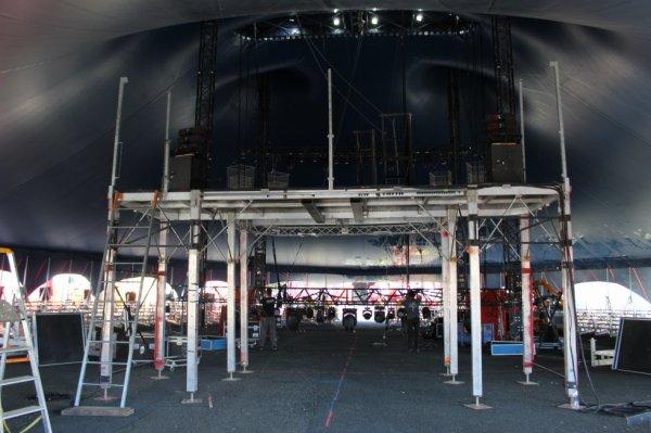 le cirque D HIVER BOUGLIONE ON TOUR à st nazaire !!!!