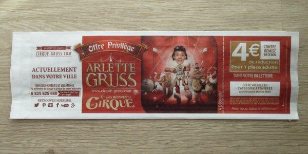 """bientot la fin du spectacle 2017 """" et l on réinventa le cirque """" au cirque ARLETTE GRUSS !!!!"""