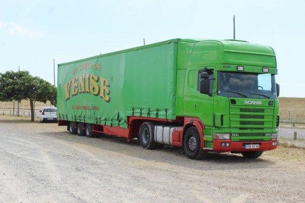 le retour du cirque DE VENISE pour sa 10 ème saison d été au beaulandpark à st hilaire de riez !!!!
