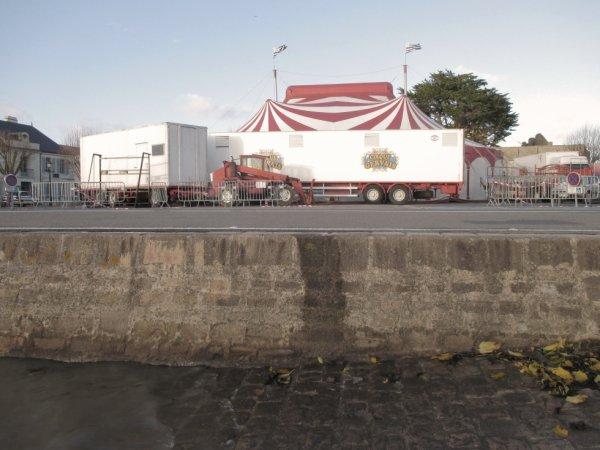 le cirque GERVAIS à noirmoutier !!!!