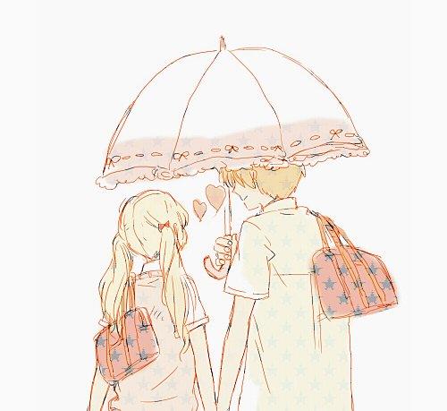 Avant de renoncer à quelqu'un, essaye de te rappeler toutes les raisons pour lequel tu restais accroché à elle ♥.