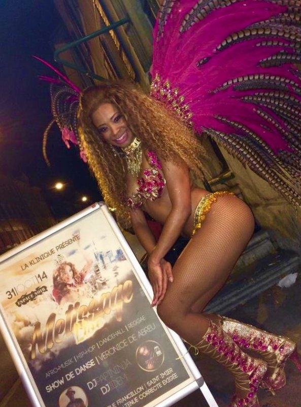 VERONICE DE ABREU  The Queen of Samba