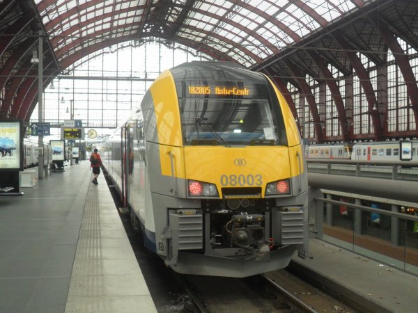 trains sncb