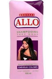 Shampoing en mode Nabilla