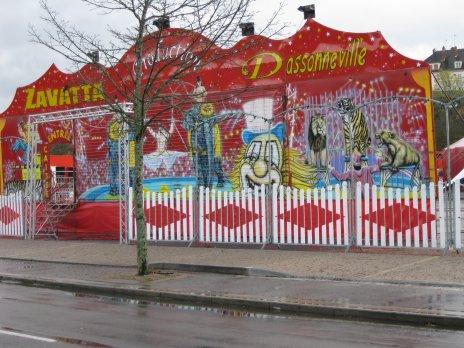 cirque Zavatta 2009.