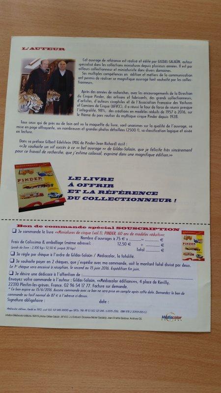 AVEC LE MAGAZINE LA SOUSCRIPTION DE LA PREMIERE ENCYCLOPEDIE , MINIATURE DE CIRQUE 1