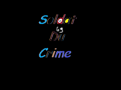 soldat du crime