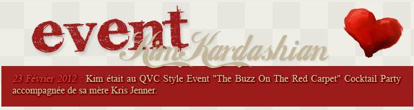 Article 19 : Posté le 27/02/2012 | Event Kim Kardashian