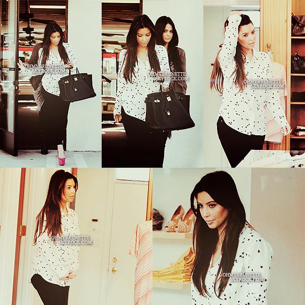 » Article 14 : Posté le 21/02/2012 | Candids Kim Kardashian